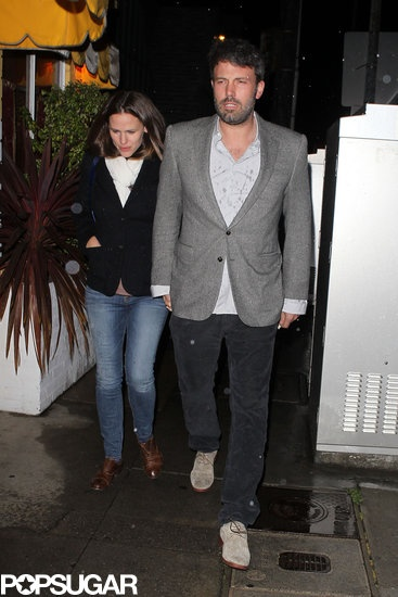 Ben Affleck and Jennifer Garner do date night. See the photos!