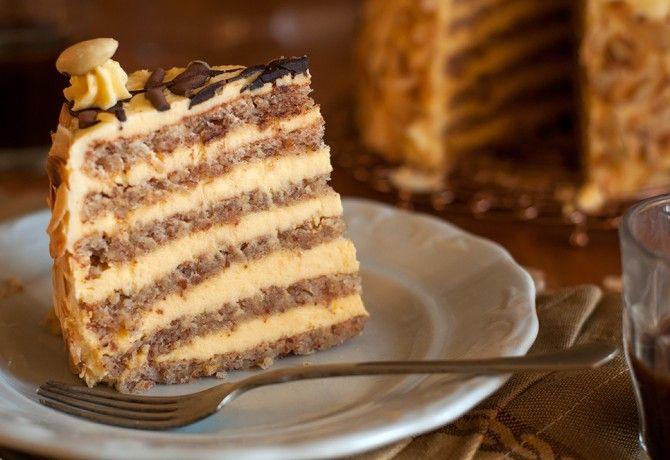 Ilyen az eredeti Eszterházy-torta?