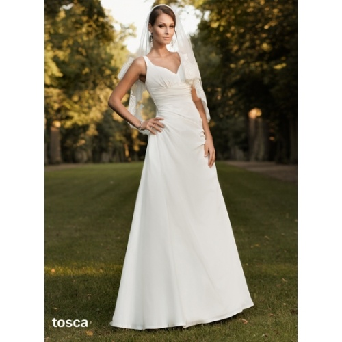 Margarett - Tosca - my wedding dress