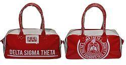 Delta Sigma Theta Sports Bag