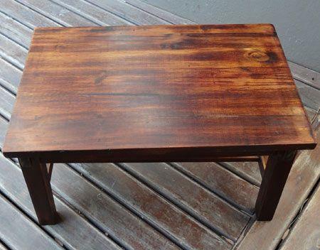 restore or repair wood furniture