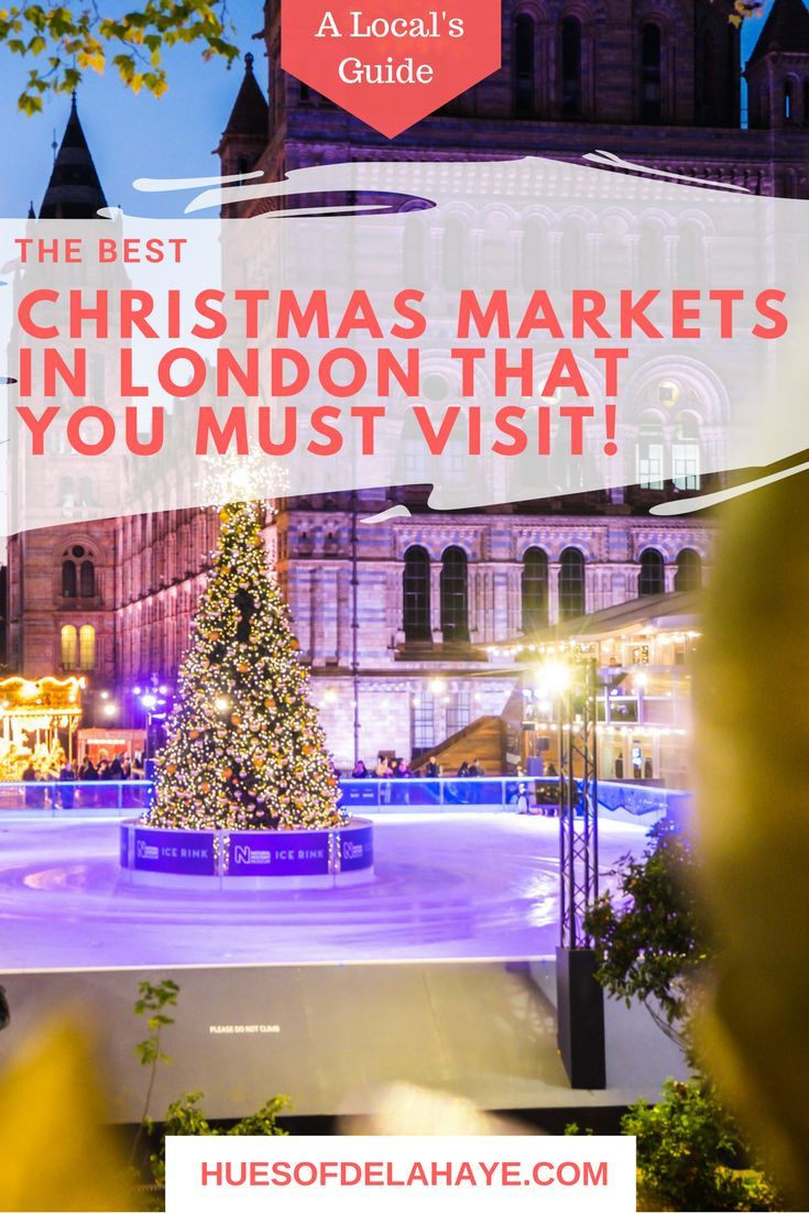 Three of the best Christmas markets in London that you must visit