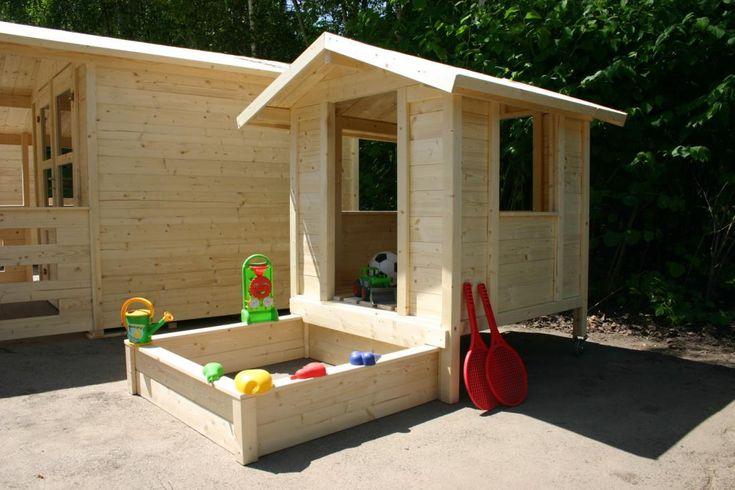 Woodware Shop - Spielhaus Willi