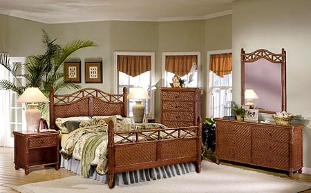 51 best Tropical bedroom sets images on Pinterest | Tropical ...
