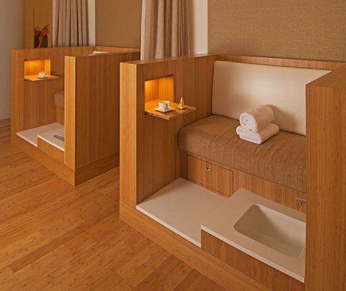 Nice place for a mani/pedi!  Spa Chakra - Architizer