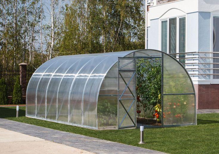 Vores nye drivhuse til hobbyfolket!