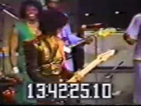 Michael Jackson, James Brown, and Prince on stage (1983)  I love this video! I analyze it every time I view it and I always find something new.
