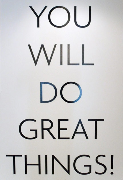 Yes you Will!
