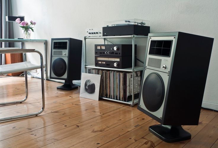 "vintage-audio: ""Technics SB-440 hooked to SU-7700 amplifier & ST-7300 tuner. """
