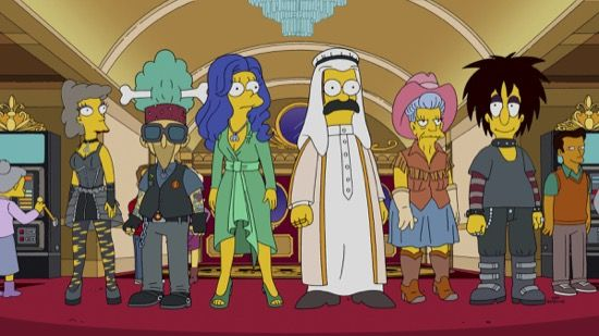 Watch The Simpsons - Sky Police Online S26E16 Watch full episode on my blog.