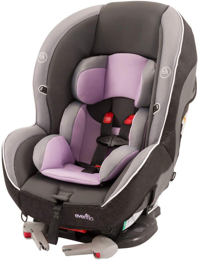 Momentum DLX Convertible Car Seat