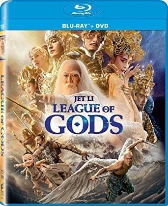 Jet Li & Louis Koo & Koan Hui-League of Gods