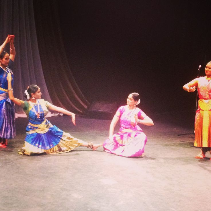 South Indian Classical Dance at the a Cockpit theatre London this week
