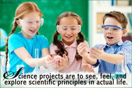 4th Grade Science Projects