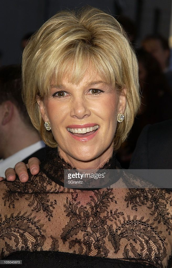 Joan Lunden during ABC's 50th Anniversary Celebration at The Pantages Theater in Hollywood, California, United States.
