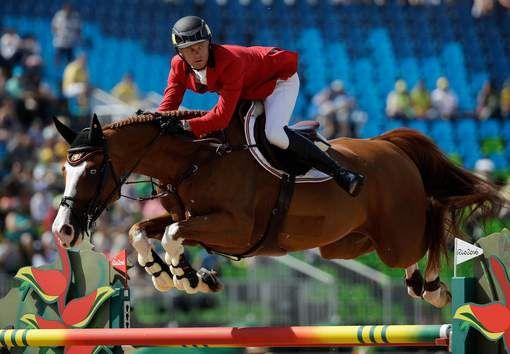 Olympics Rio 2016 | Team Belgium - Jérôme Guéry - Ecurie Guéry & Grand Cru vd Rozenberg