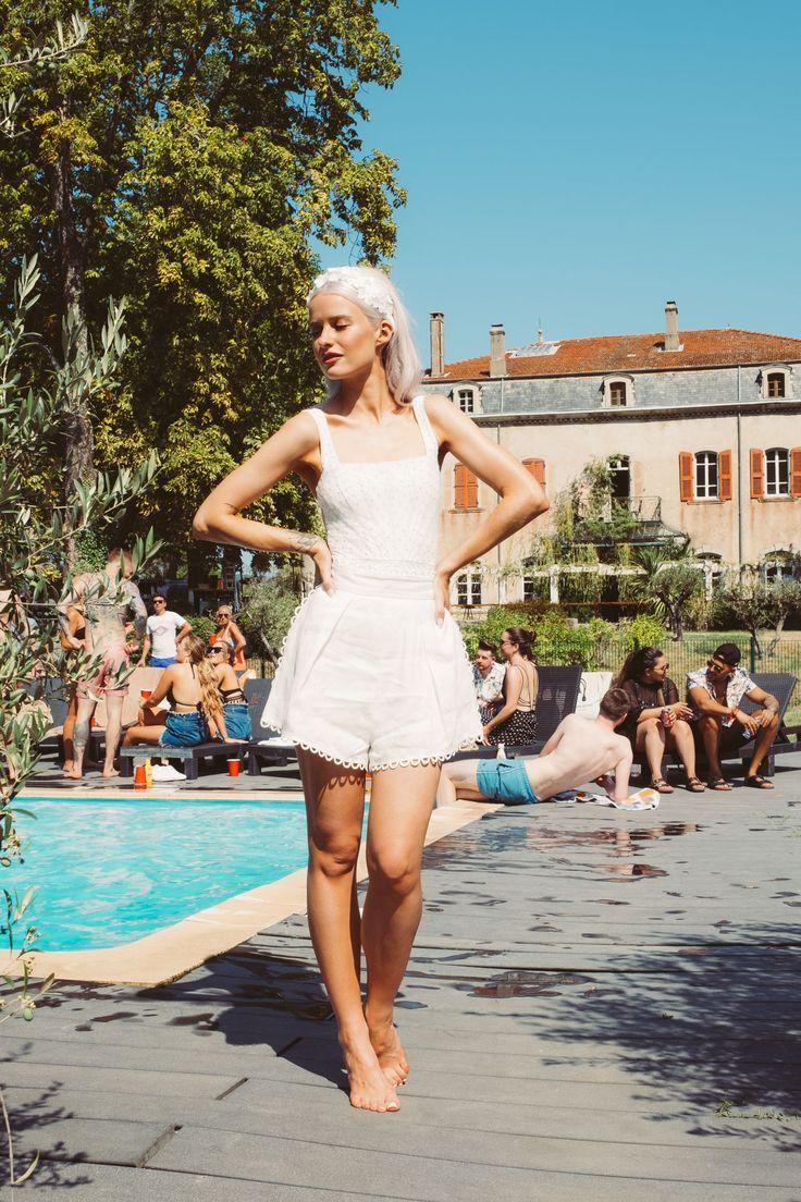 Como recriar o meu estilo nupcial da festa na piscina   – Frow Wedding: The French Celebration