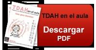 """""""TDAH en el aula. Guía para docentes."""" #pdf #descarga #tdah #niños #formacion"""
