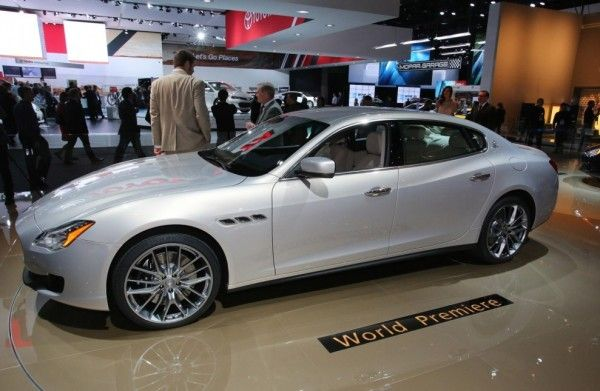2014 Maserati Quattroporte S Q4 pictures
