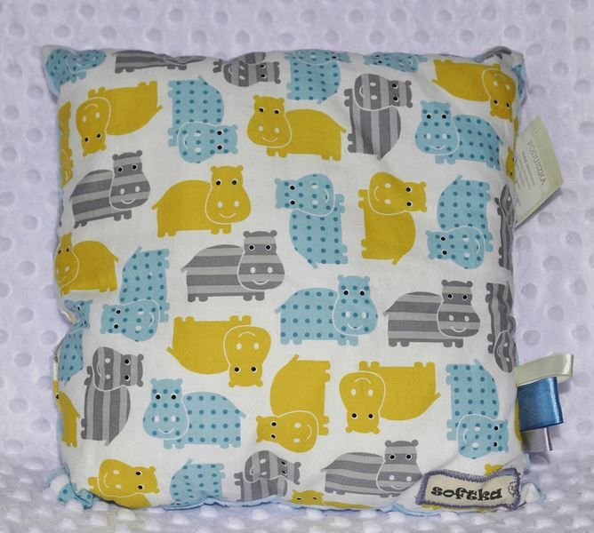 Poduszka hipcie w Softka Handmade na DaWanda.com
