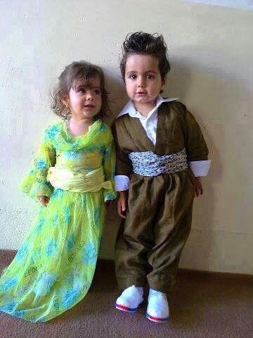 Kurdish children