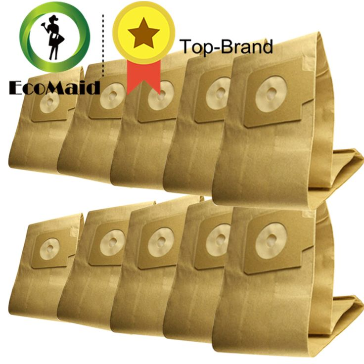 Replacement Dust Bag for Electrolux Vacuum Cleaner UZ945 Nilfisk GD930 Cleaner Bag Accessories Rubbish Bag 10pcs #Affiliate