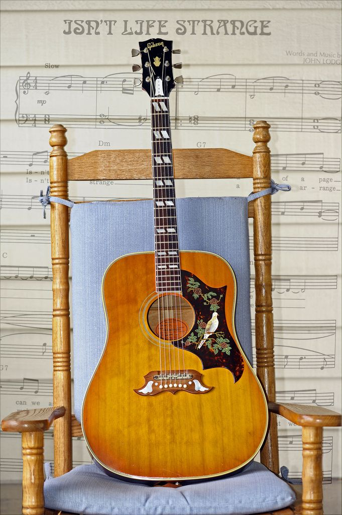 Gibson Dove Acoustic Guitar