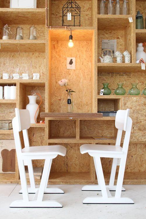 Interior concept store - BOTERHAM AMSTERDAM! | Art And Chic