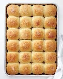 Image result for parker house rolls