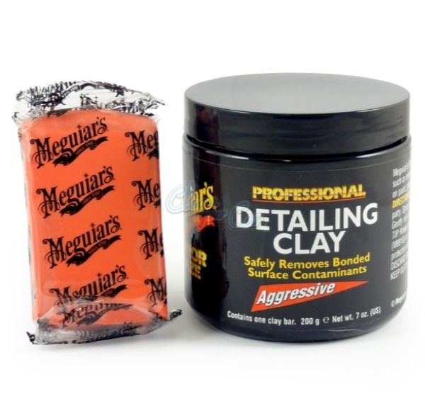 Meguiar's Professional Detailing Clay Aggressive - Aplikasi dg menggosok scra berulang - dijual dg harga murah  Gerakan menggosok berulang-ulang mampu menghilangkan kontaminasi secara lebih cepat daripada menekannya.  http://tokomeguiars.com/professional-products/96-jual-meguiars-meguiar-s-professional-detailing-clay-aggressive-aplikasi-dg-menggosok-scra-berulang-dijual-dg-harga-murah-.html  #meguiars #pembersihpermukaanmobil #penghilangdebumobil