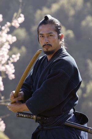 The Last Samurai (真田 広之 Shanada Hiroyuki)