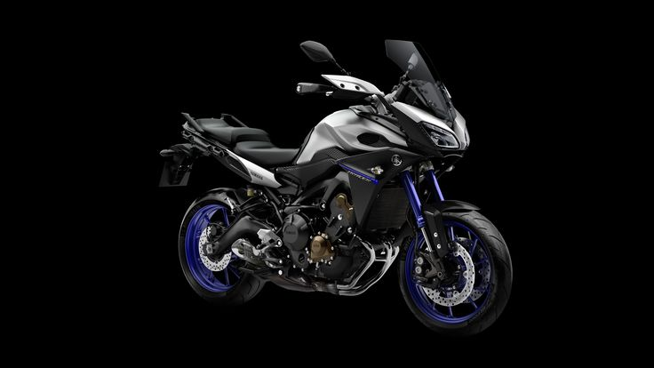 "#Yamaha #DarkSide MT-09 Tracer / ABS - Le due anime del ""Dark Side"""