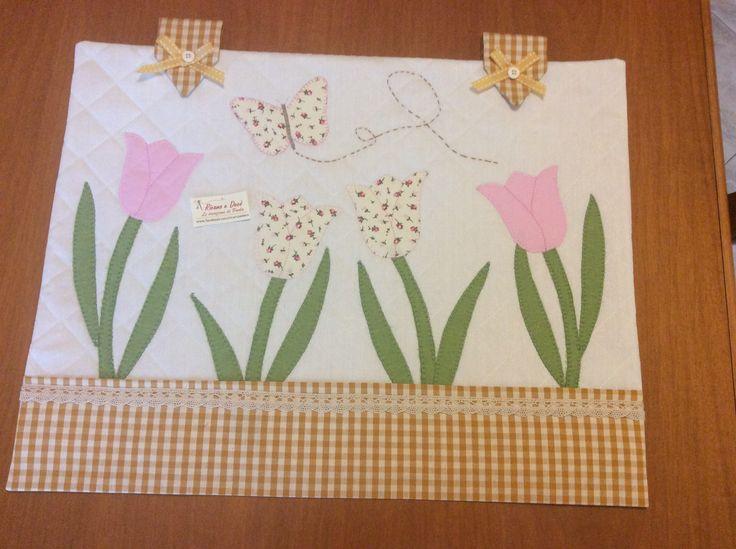 Paola Nieddu i tulipani