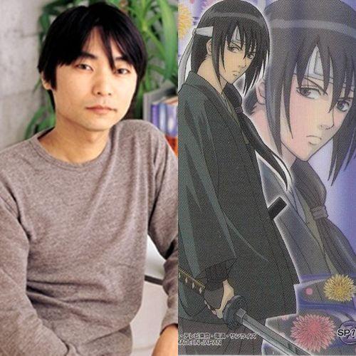 Akira Ishida   Seiyuu of  Kotarou Katsura