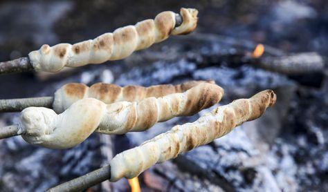 Perfekta pinnbröd som smakar gudomligt gott på utflykten!