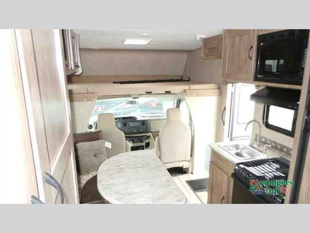 "2016 New Coachmen Rv Freelander 21QB Ford 350 Class C in Pennsylvania PA.Recreational Vehicle, rv, 2016 Coachmen RV Freelander 21QB Ford 350, This Freelander Class C motorhome by Coachmen RV features everything you need to enjoy time away from home. There is sleeping for five or six in this Ford 350 model 21QB. As you enter notice the large 48"" x 76"" u-shaped dinette straight ahead. With overhead storage and a generous space to enjoy your meals. This can also be simply made into extra…"