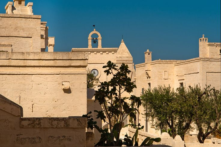 Clear skies mean clear minds. There's nowhere else like Borgo Egnazia.