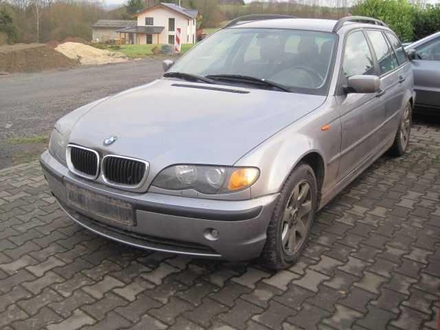 BMW E46 320d touring  unfall