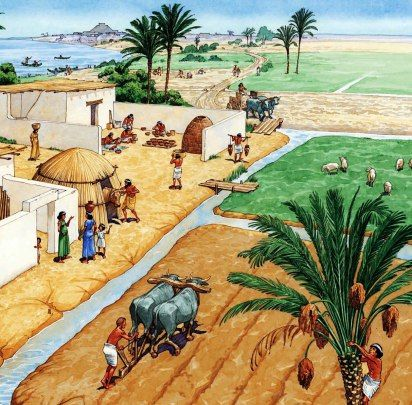 mesopotamian and egyptian civilizations Egyptian civilization and a fundamental mesopotamian culture lasted far longer than the civilizations that came later, in part because of relative isolation within each respective region and because of the deliberate effort.