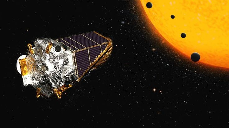 Nasa finds a distant star circled by eight planets, equal to the complement in our own Solar System.