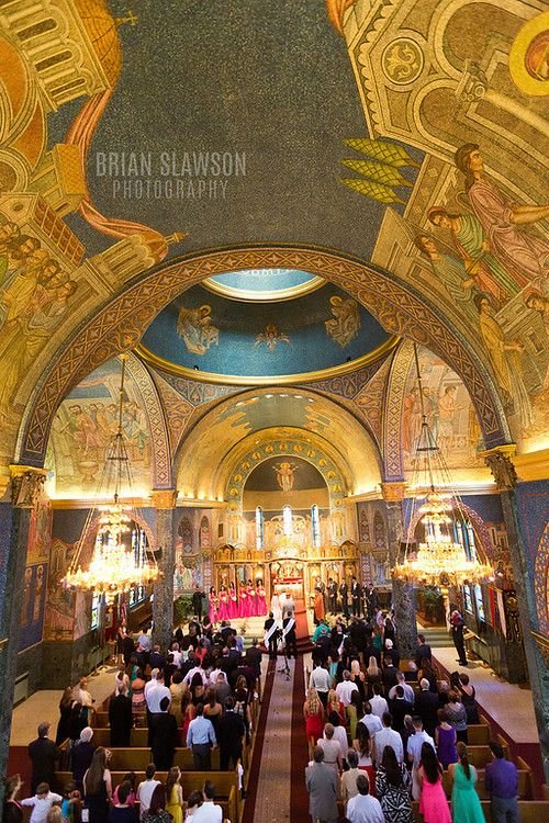 19 best wedding venues images on pinterest wedding venues wedding venue see more photo by brian slawson photography st sava serbian orthodox cathedral in milwaukee wi junglespirit Image collections