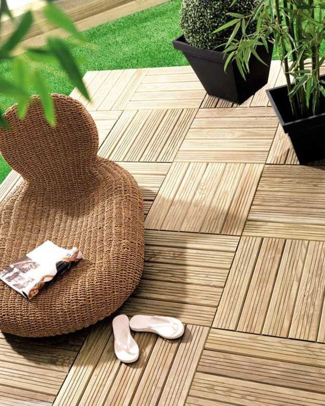 les 25 meilleures id es de la cat gorie pose terrasse composite sur pinterest terrasses en. Black Bedroom Furniture Sets. Home Design Ideas