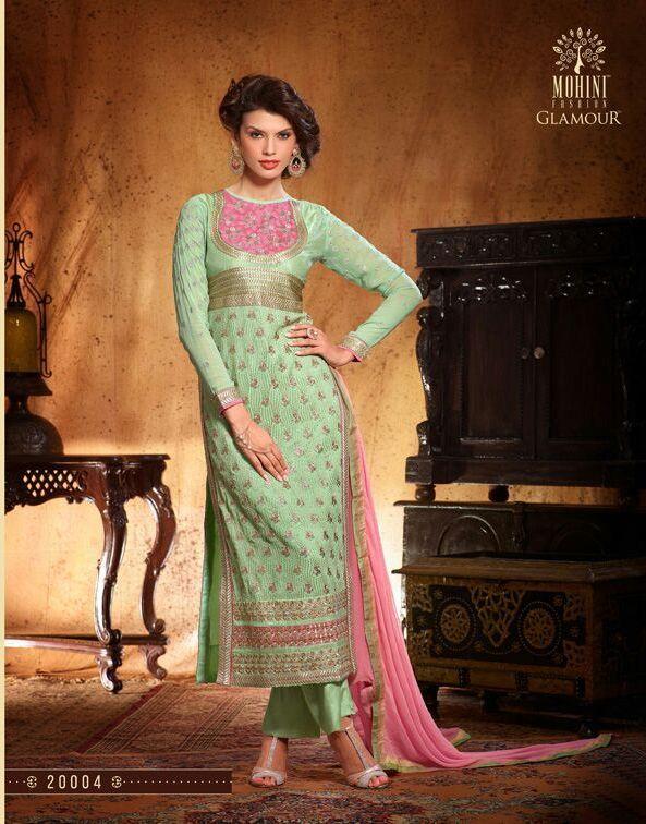 Mohini Glamour Designer Suits (4 pcs Catalog)