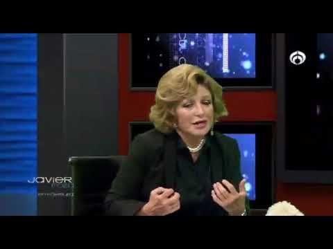 Javier Poza entrevista a Angélica María