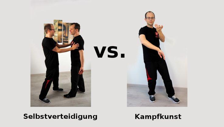 Kampfkunsttraining eignet sich nicht wirklich zur Selbstverteidigung - oder wie siehst du das?