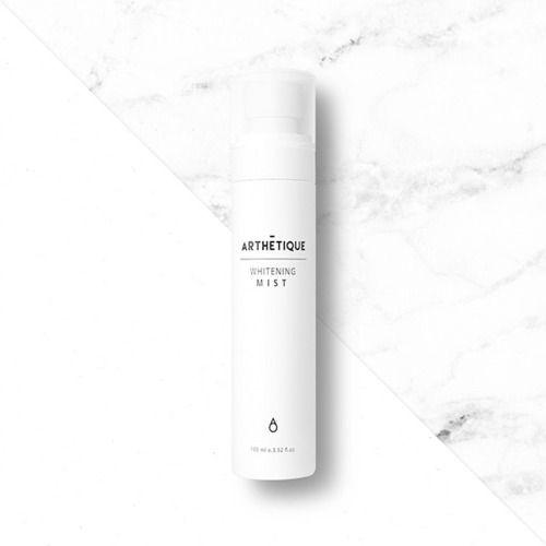 ARTHETIQUE Whitening Mist immediately restores skin's vitality by providing deep hydration and brightening the skin. #whiteningmist #facialmist #whitening #moisture #arthetique #cosway #premium #skincare #cosmetics #homeesthetic #makeup #beauty #seoul #korea