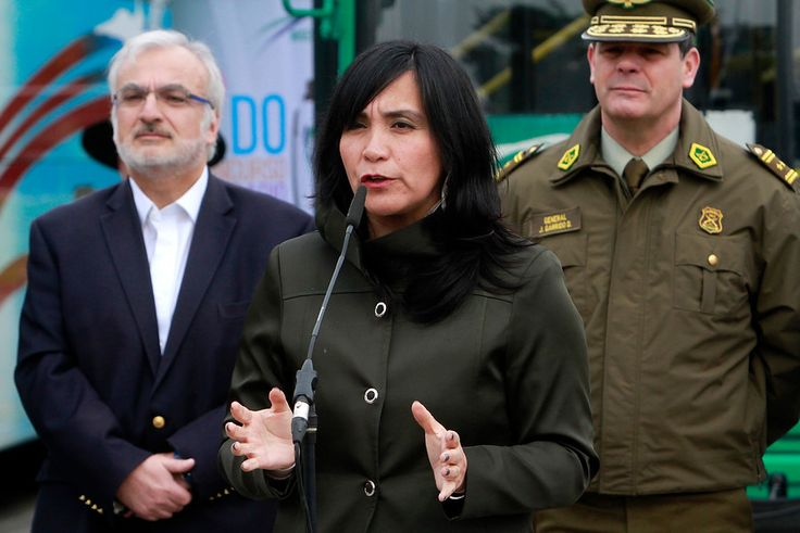 Ministerio de Transporte presenta plan nacional por Fiestas Patrias - La Nación (Chile)