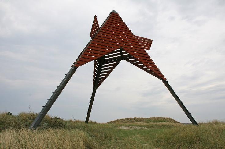 Seamark, Vedersø Klit, Denmark