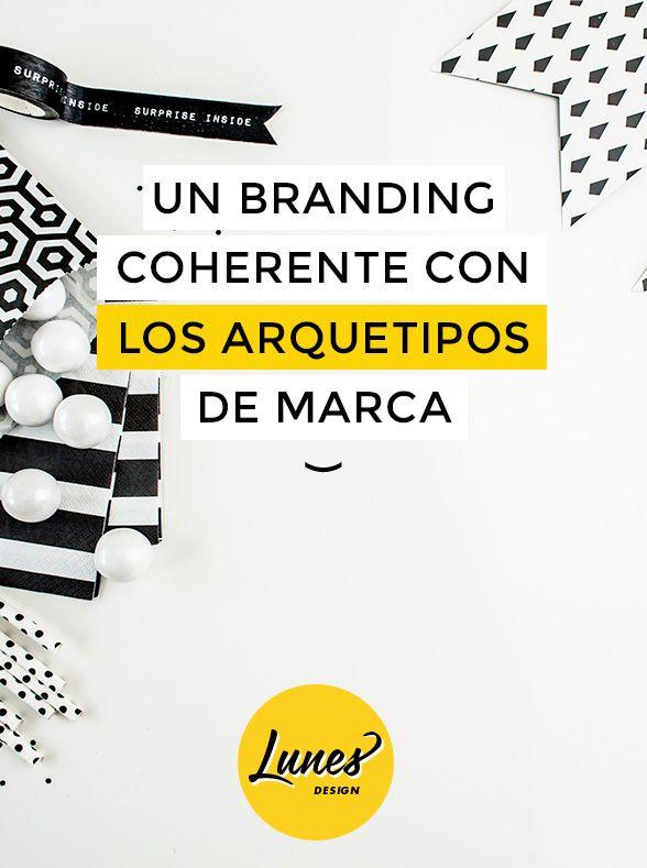 Un branding coherente con los arquetipos de marca
