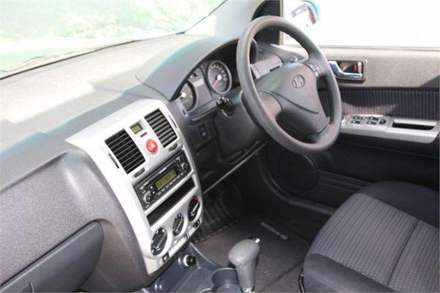 2010 Hyundai Getz 1.4 **Low LOW K's**